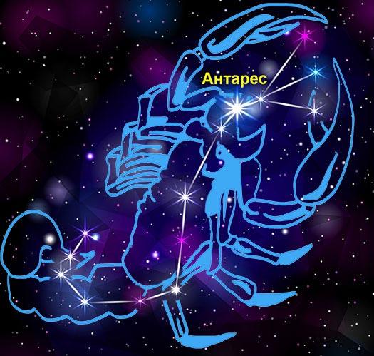 Созвездие скорпиона доклад по окружающему миру 9862